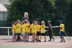 Tennis lessons Bradford